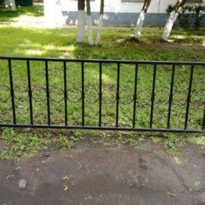 Изготовление оградок и ограждений